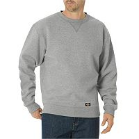 Big & Tall Dickies Fleece Crewneck Tee