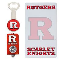 Rutgers Scarlet Knights 3-Piece Lifestyle Package