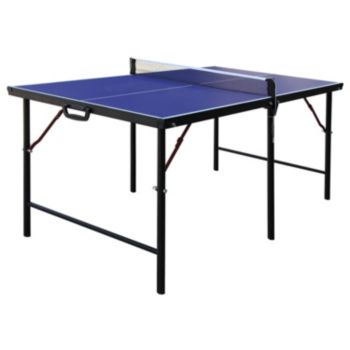 Hathaway Crossover 60-in. Portable Table Tennis Table