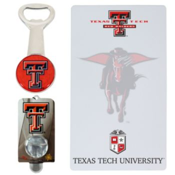 Texas Tech Red Raiders 3-Piece Lifestyle Package