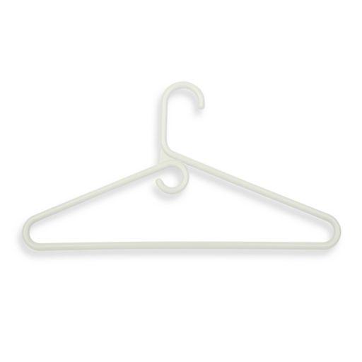Honey-Can-Do 18-pk. Tubular Hangers