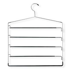 Honey-Can-Do 2 pk5 tier Swinging Arm Pants Hangers