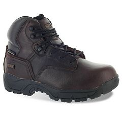 Magnum Precision Ultra Lite II Men's Waterproof Composite-Toe Utility Boots by