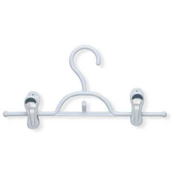 Honey-Can-Do 12-pk. Soft-Touch Pants Hangers