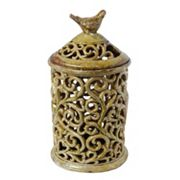 Bird Decorative Jar