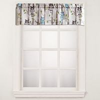No 918 Hoot Owl Window Valance - 56'' x 14''
