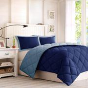 Madison Park Essentials 3M Down-Alternative Reversible Comforter Set
