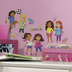 Dora and Friends Wall Decals