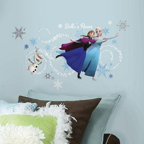 Disney's Frozen Custom Giant Wall Decals