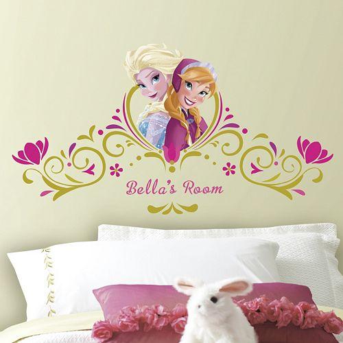 Disney's Frozen Springtime Custom Wall Decals