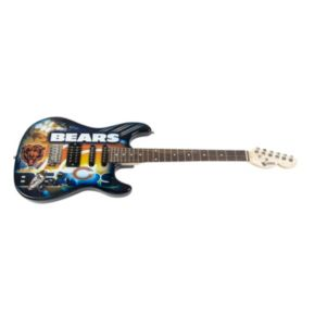 Woodrow Chicago Bears Northender Electric Guitar