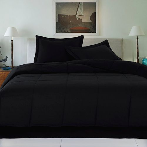 Cotton Loft® Solid Comforter