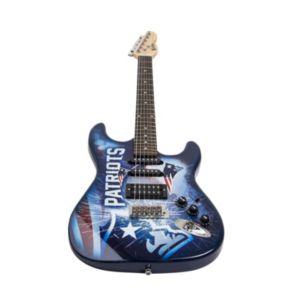Woodrow New EnglandPatriots Northender Electric Guitar