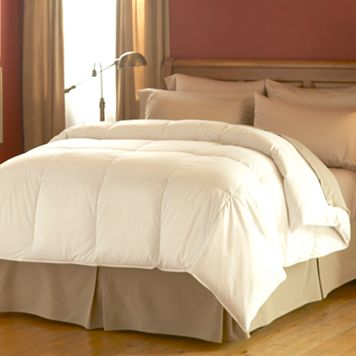 Spring Air Dream Form Micro Gel 300-Thread Count Down-Alternative Comforter