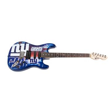 Woodrow New York Giants Northender Electric Guitar