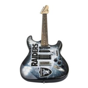 Woodrow Oakland Raiders Northender Electric Guitar