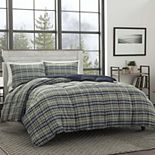 Eddie Bauer Rugged Plaid Down-Alternative Comforter Set
