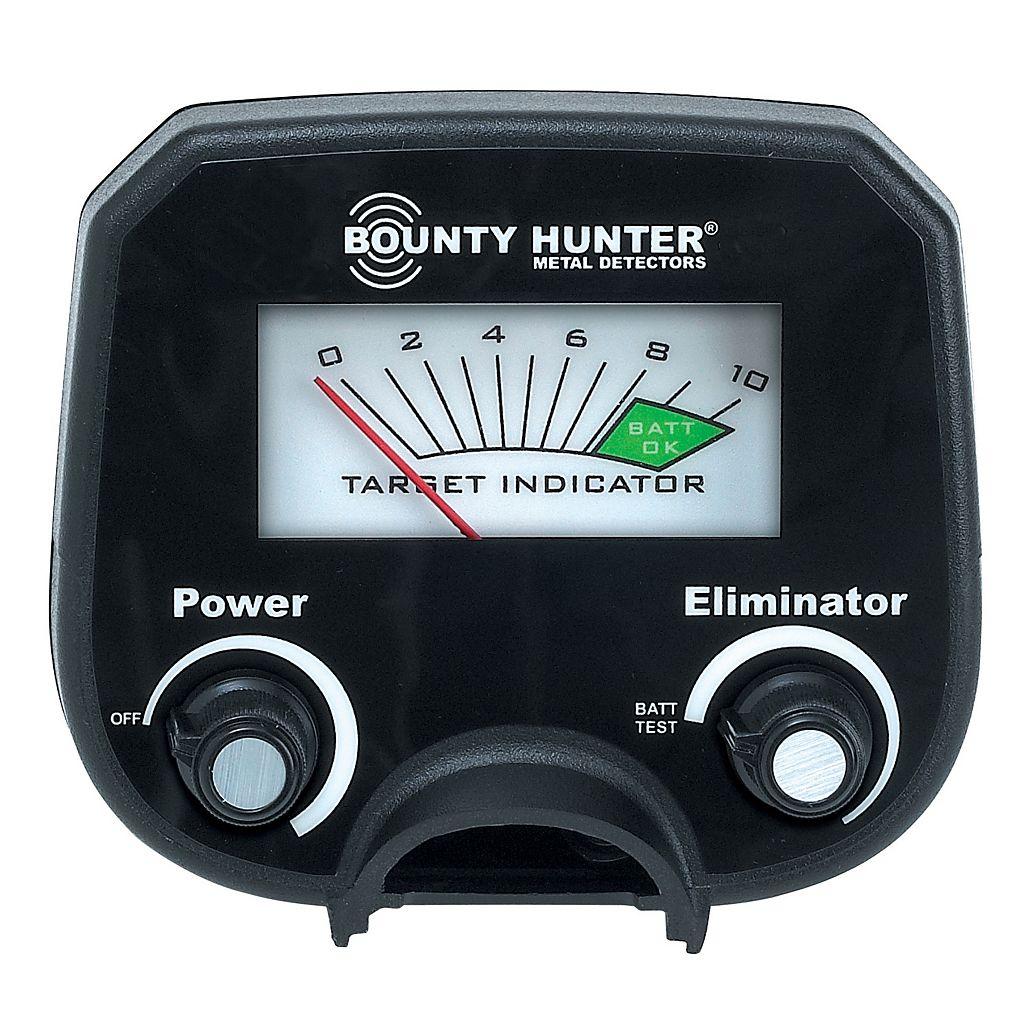 Bounty Hunter Junior Adjustable Metal Detector