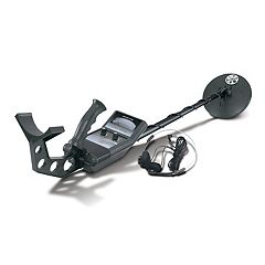 Bounty Hunter Gold Digger Adjustable Metal Detector