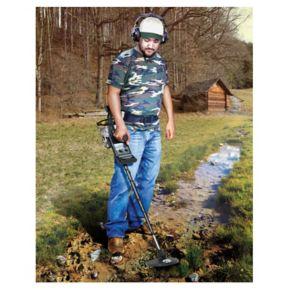 Bounty Hunter Gold Digger Adjustable Metal Detector