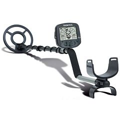 Teknetics Gamma 6000 Adjustable Metal Detector