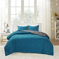 Intelligent Design Trixie Down-Alternative Reversible Comforter Set