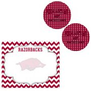 Arkansas Razorbacks 3 pc Trends Package