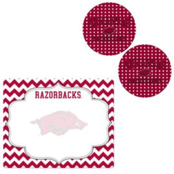 Arkansas Razorbacks 3-Piece Trends Package