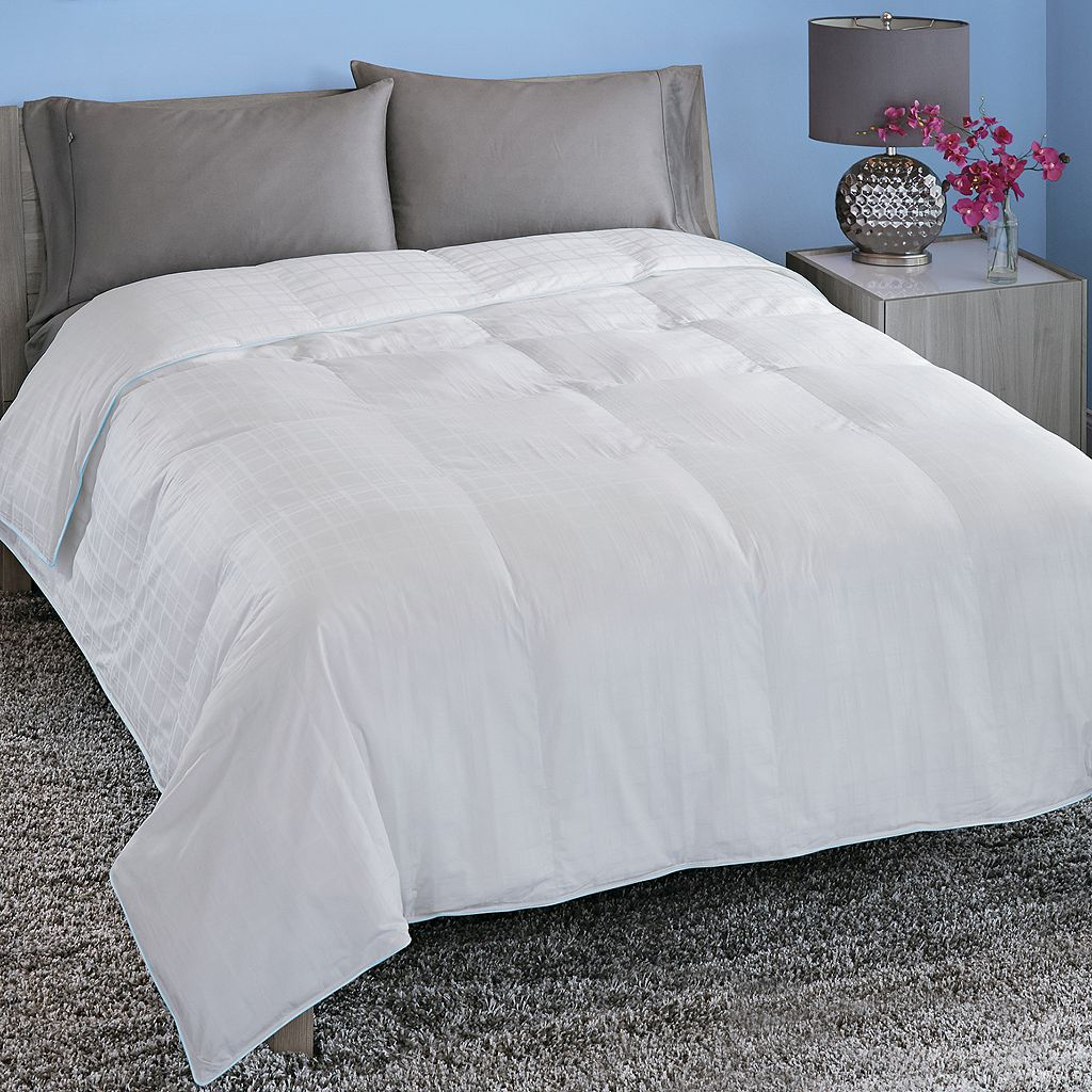 Spring Air Luxury Loft 300-Thread Count Down-Alternative Comforter