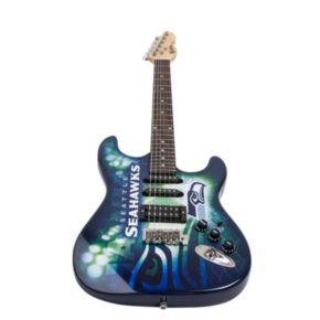 Woodrow Seattle Seahawks Northender Electric Guitar