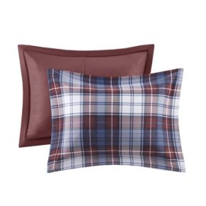 Comfort Classics Parkston Reversible Down-Alternative Comforter Set