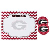 Georgia Bulldogs 3 pc Trends Package