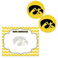Iowa Hawkeyes 3 pc Trends Package