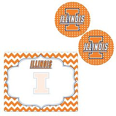 Illinois Fighting Illini 3 pc Trends Package