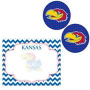 Kansas Jayhawks 3 pc Trends Package