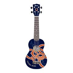 Woodrow Chicago Bears Denny Soprano Ukulele