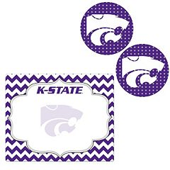Kansas State Wildcats 3 pc Trends Package