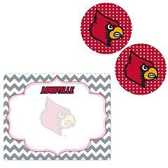 Louisville Cardinals 3 pc Trends Package