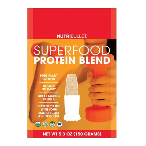 NutriBullet SuperFood Protein Blend Mix