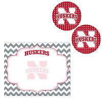 Nebraska Cornhuskers 3-Piece Trends Package