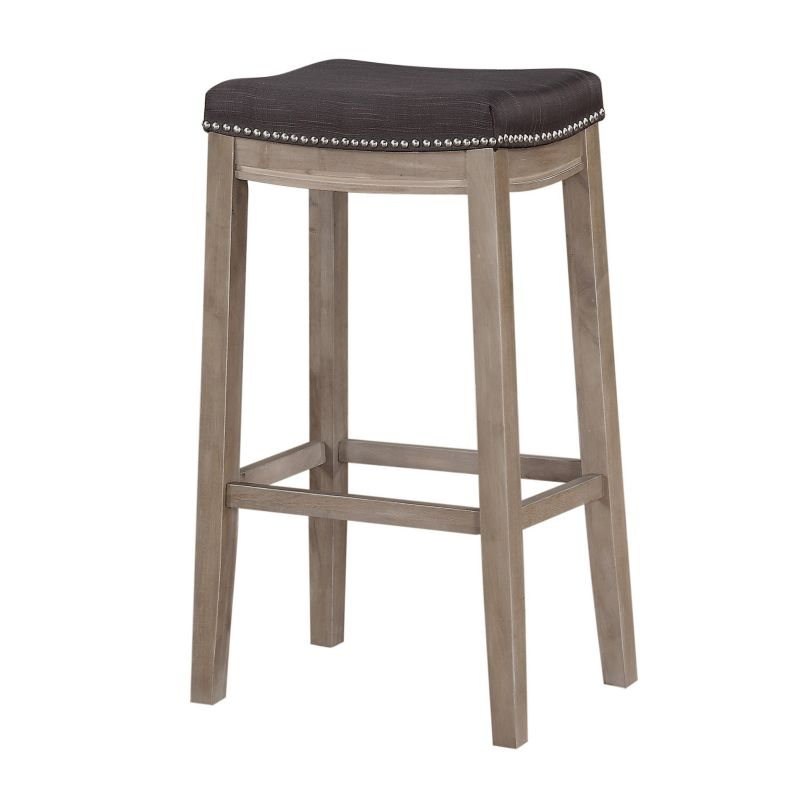 Wood Backless Chair Kohl S