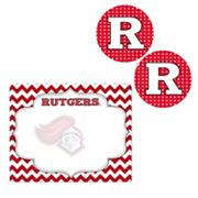 Rutgers Scarlet Knights 3 pc Trends Package