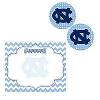 North Carolina Tar Heels 3 pc Trends Package