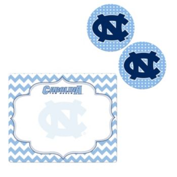 North Carolina Tar Heels 3-Piece Trends Package