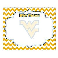 West Virginia Mountaineers 3 pc Trends Package