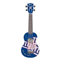 Woodrow New York Giants Denny Soprano Ukulele