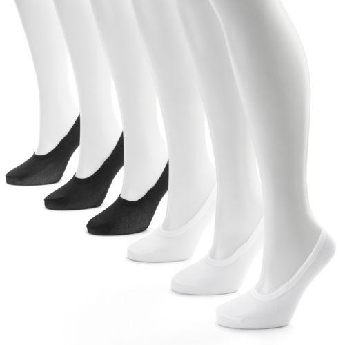 Tek Gear® 6-pk. Performance Liner Socks - Women