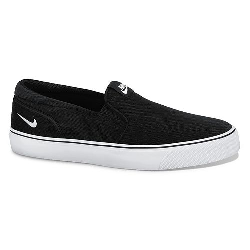 e80fc534c260a6 Nike Toki Women s Slip-On Canvas Sneakers