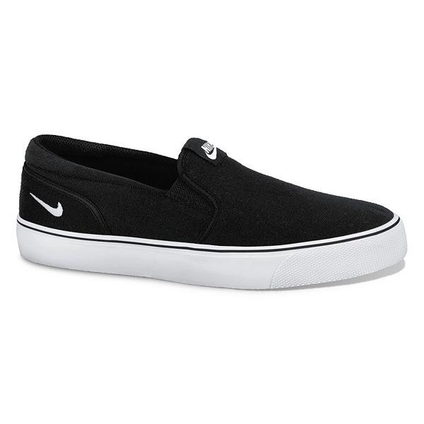 Nike Toki Women's Slip-On Canvas Sneakers