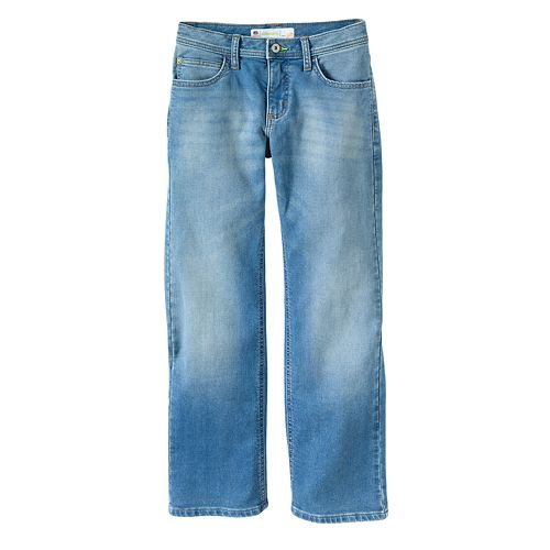 Boys 8-20 Lee Sport Xtreme Comfort Straight-Fit Straight-Leg Jeans In Regular, Slim & Husky